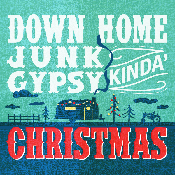 Holiday Countdown Calendar Junk Gypsy Blog