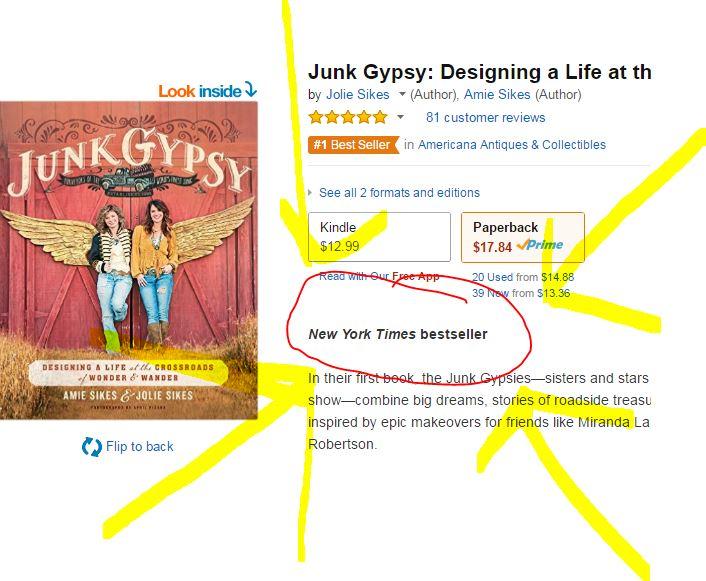 {junk gypsy co.}